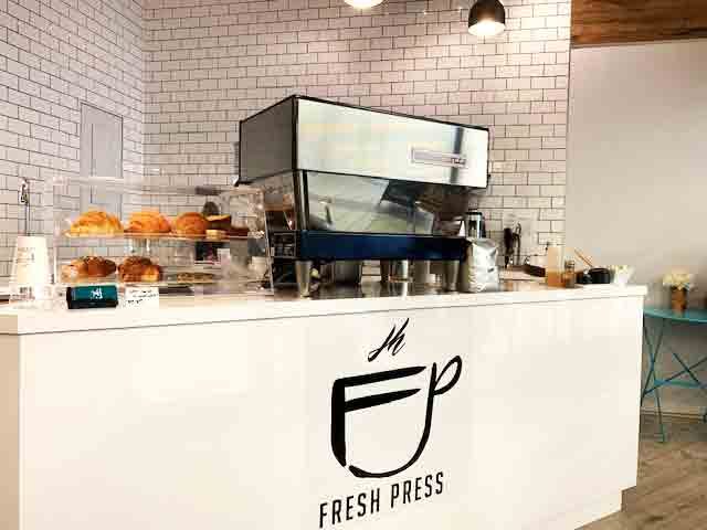 Fresh Press Coffee Bar | Richmond