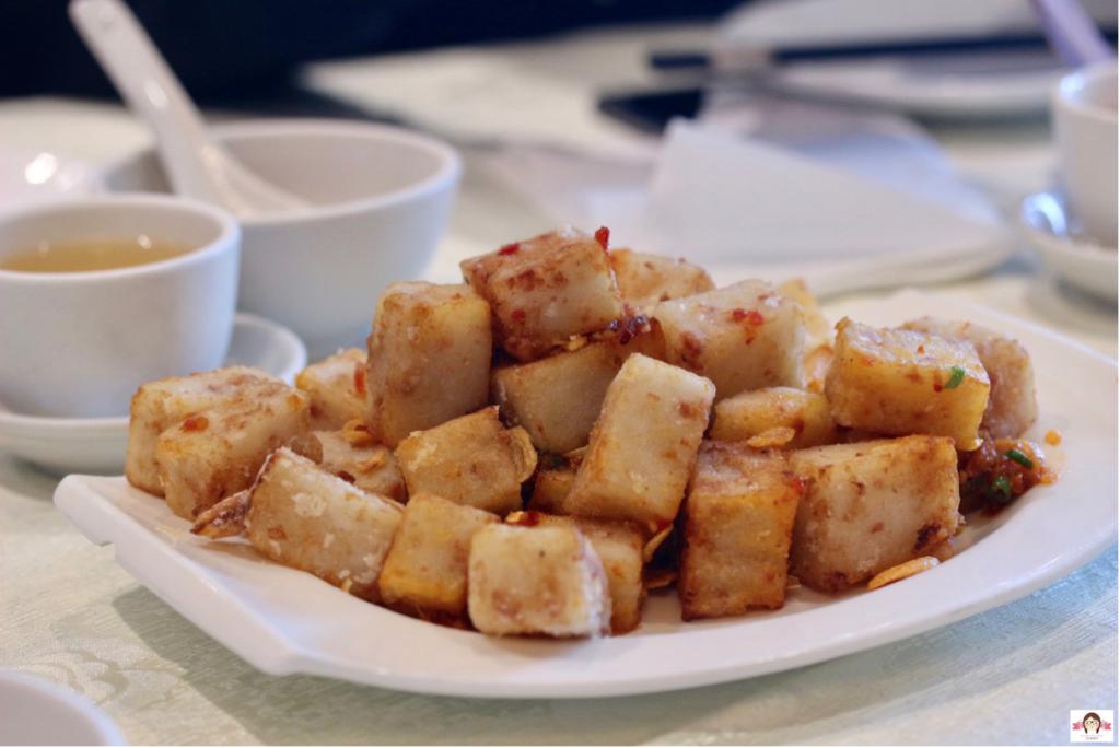XO Stir Fried Radish Cake at Western Lake Chinese Seafood Restaurant   Hidden Gems vancouver