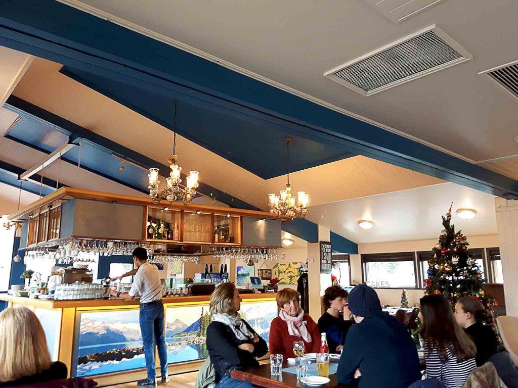Bay Moorings Restaurant - Italian Restaurant - West Vancouver - Vancouver