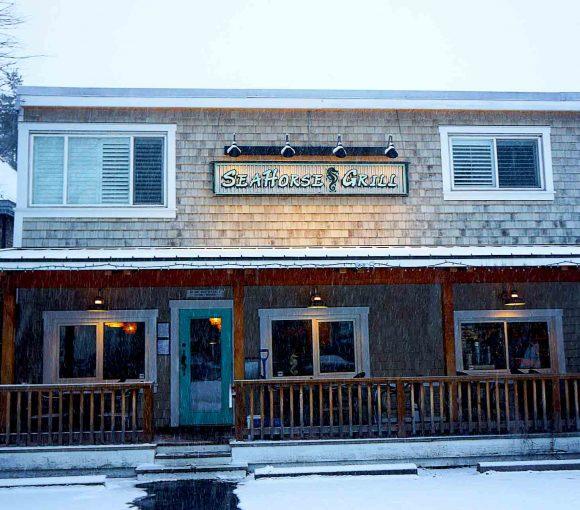 Seahorse Grill - Canadian Restaurant - Surrey - Vancouver