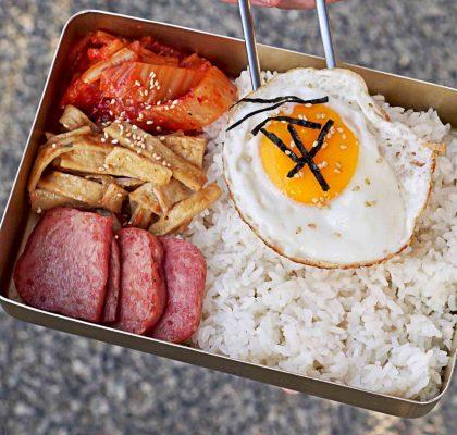 Dosirak Korean Lunchbox at Cafe SoBahn | Hidden Gems Vancouver