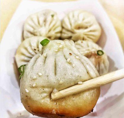 Shengjian Bao Pork Buns at Shanghai Fortune Cuisine | Hidden Gems Vancouver