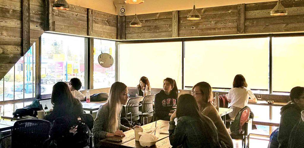 Juillet Cafe - Korean Coffee Shop - Burnaby - Vancouver