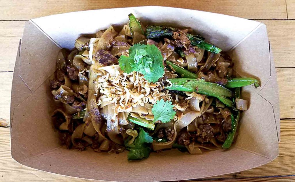 Pad See Yew at Longtail Kitchen | Hidden Gems Vancouver