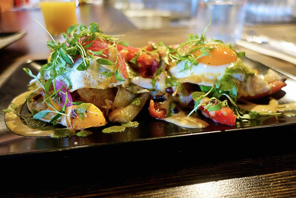 Mexican Breakfast at BLVD Bistro | Hidden Gems Vancouver