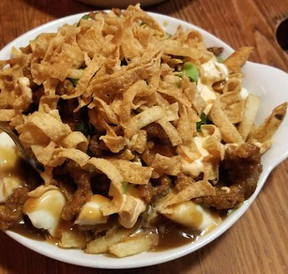 Night Market Poutine at Spud Shack Fry Co | Hidden Gems Vancouver