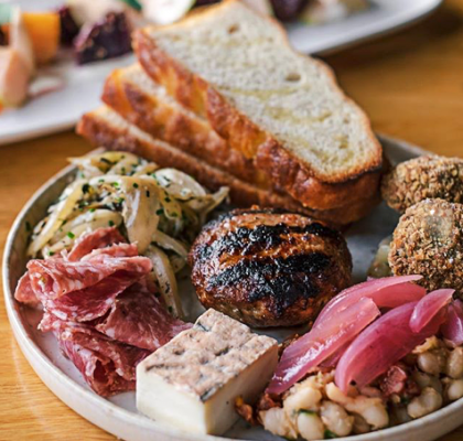 Antipasti at Fiore | Hidden Gems Vancouver