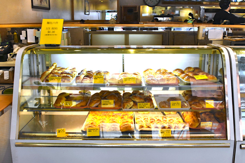 Goldstone Bakery & Restaurant | Hidden Gems Vancouver