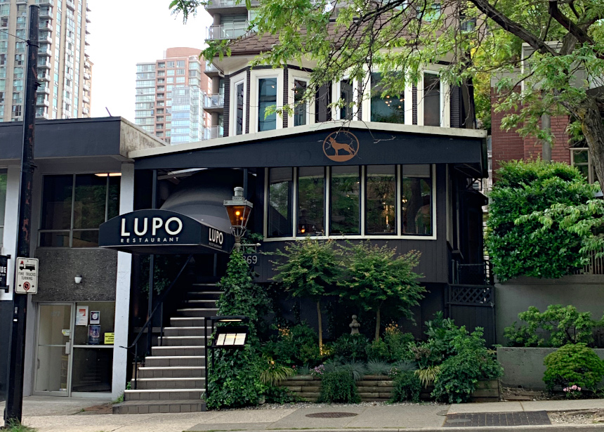 Lupo | Hidden Gems Vancouver