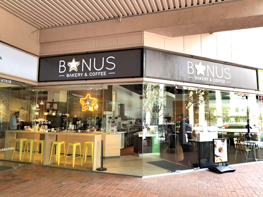 Bonus Bakery | Hidden Gems Vancouver