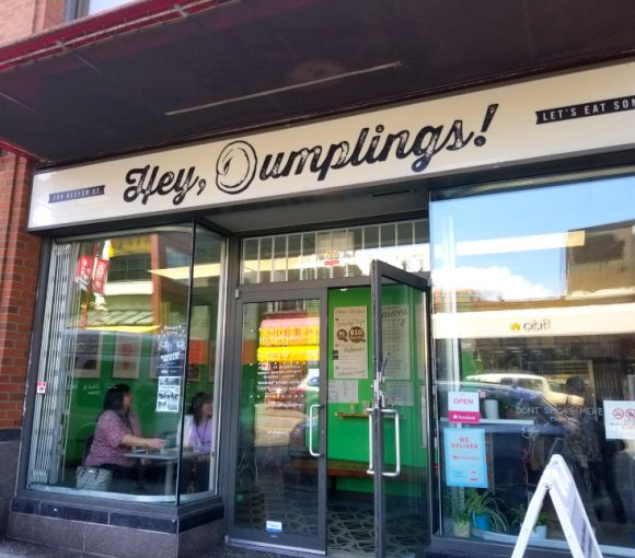 Hey Dumplings | Hidden Gems Vancouver