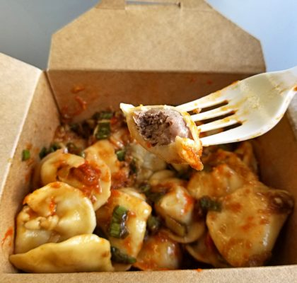 Pelmeni Russian Dumplings at Hey Dumplings | Hidden Gems Vancouver