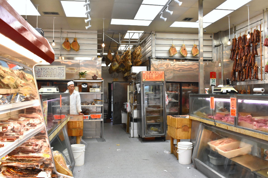 Dollar Meat Store | Hidden Gems Vancouver