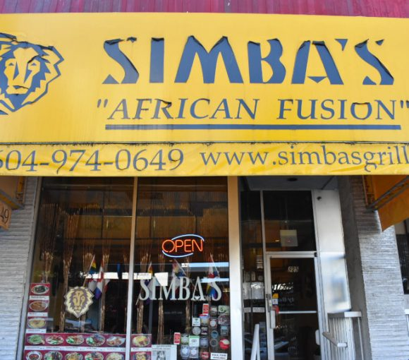 Simba's Grill Ltd | Hidden Gems Vancouver
