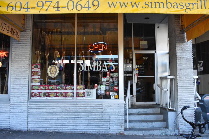 Simba's Grill Ltd   Hidden Gems Vancouver