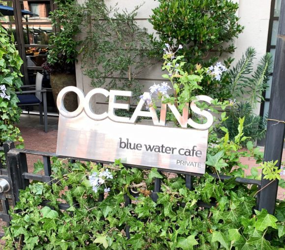 Blue Water Cafe | Hidden Gems Vancouver