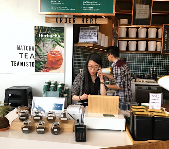 Paragon Tea Room | Hidden Gems Vancouver