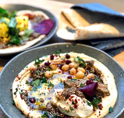 Silk Road at Aleph Eatery | Hidden Gems Vancouver