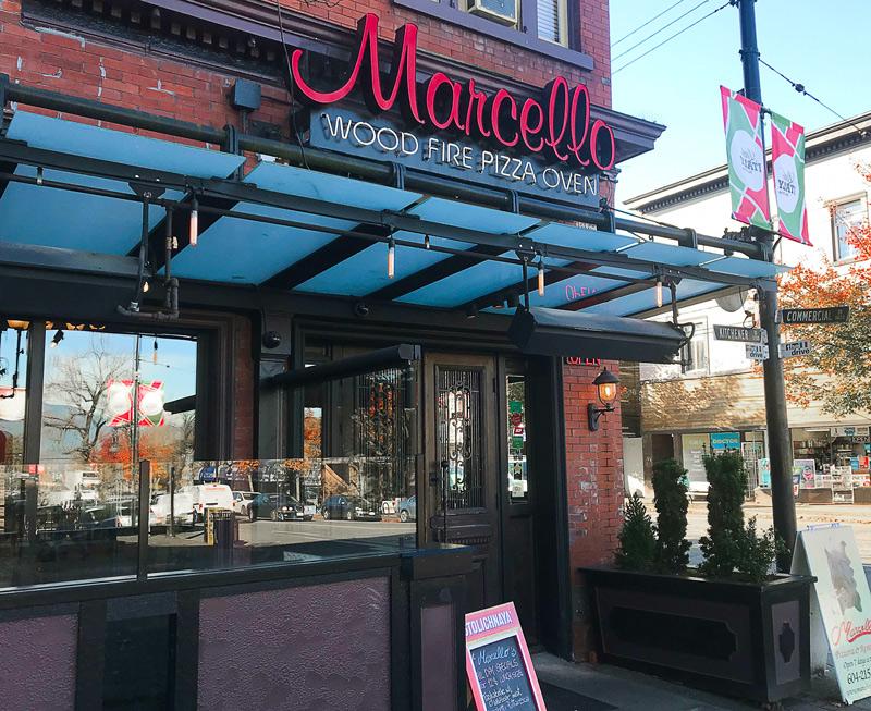 Marcello Ristorante & Pizzeria   Hidden Gems Vancouver