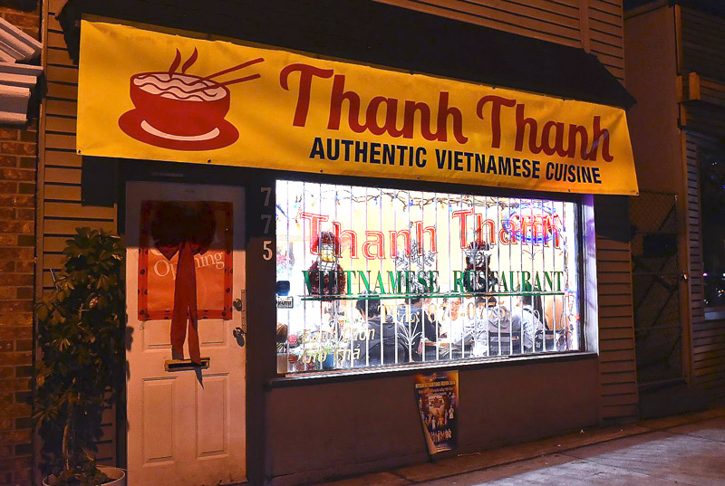 Thanh Thanh | Hidden Gems Vancouver