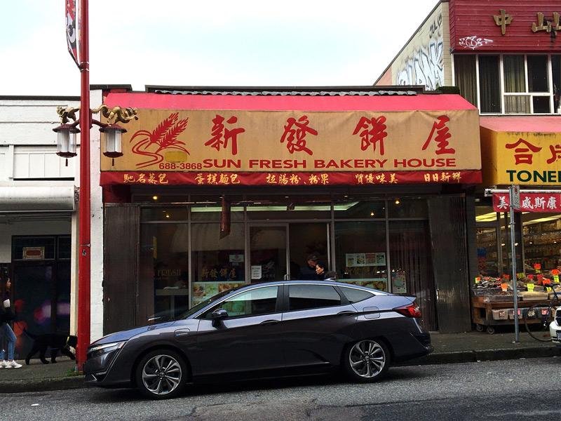 Sun Fresh Bakery | Hidden Gems Vancouver