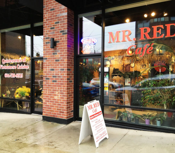 Mr Red Cafe | Hidden Gems Vancouver