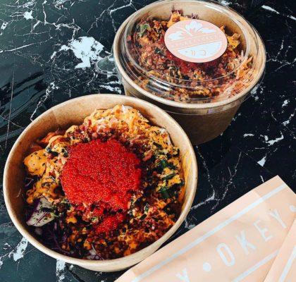 The Red Bowl at Pokey Okey | Hidden Gems Vancouver