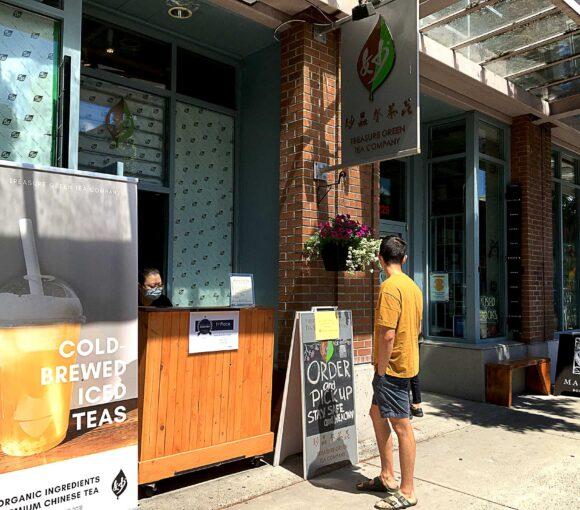 Treasure Green Tea Company | Hidden Gems Vancouver