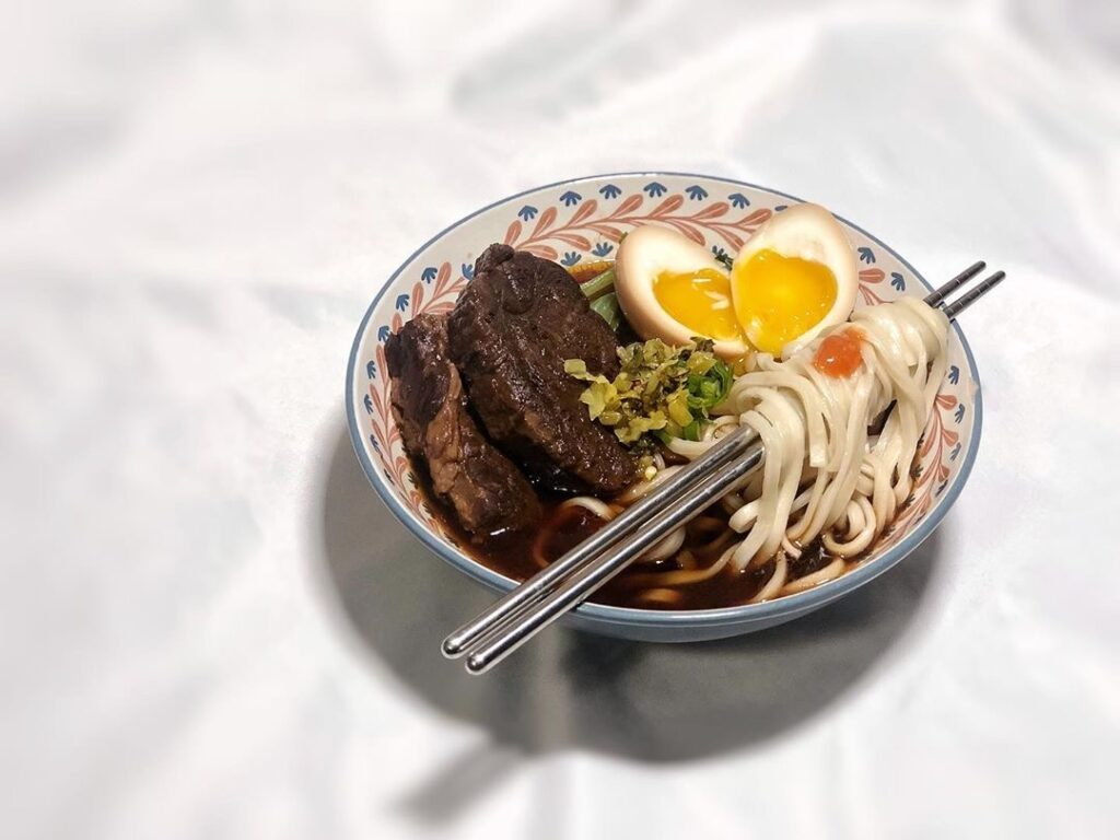Beef Noodle Kit for 2 at Torafuku | Hidden Gems Vancouver