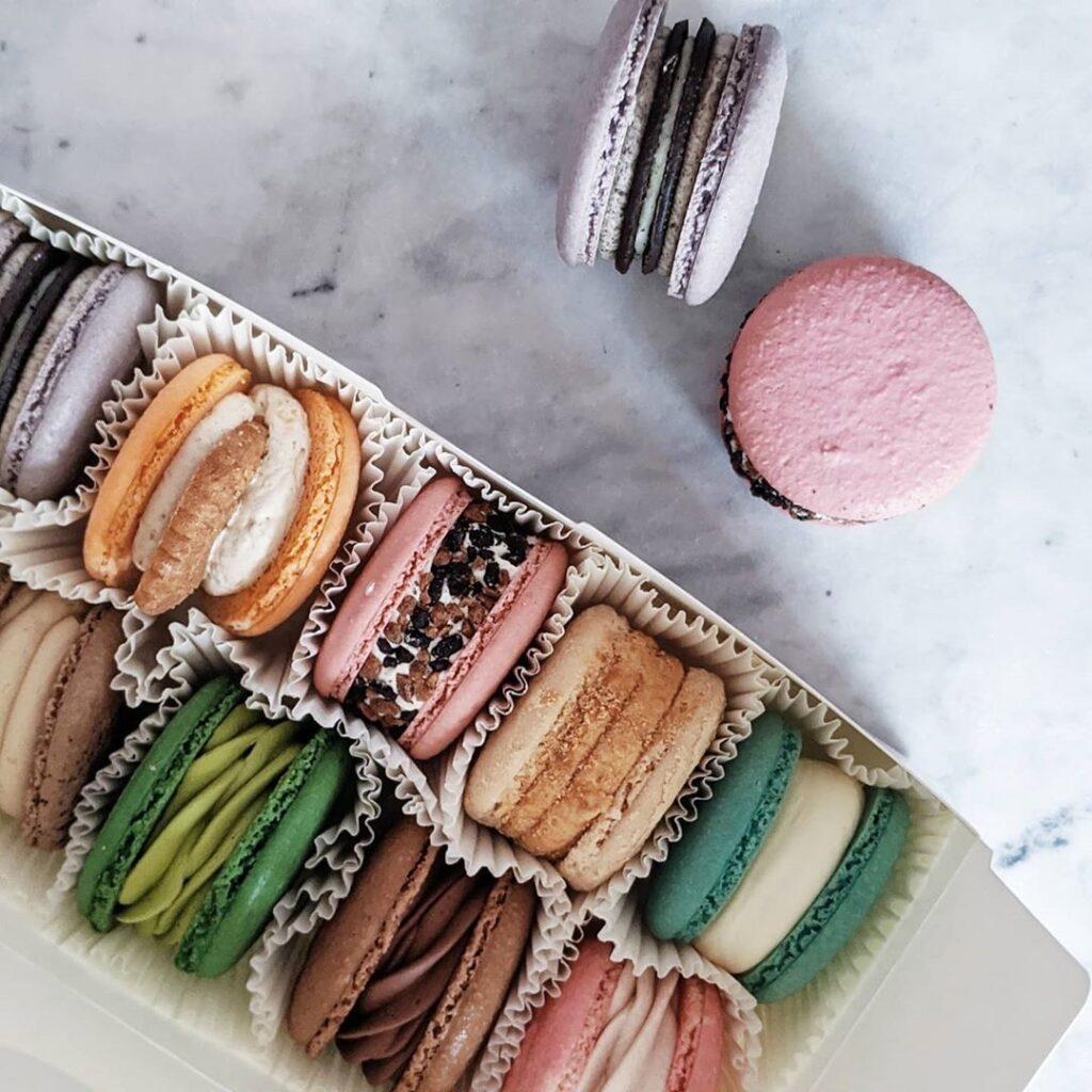 Pigbar French Macaron at Take Urban | Hidden Gems Vancouver