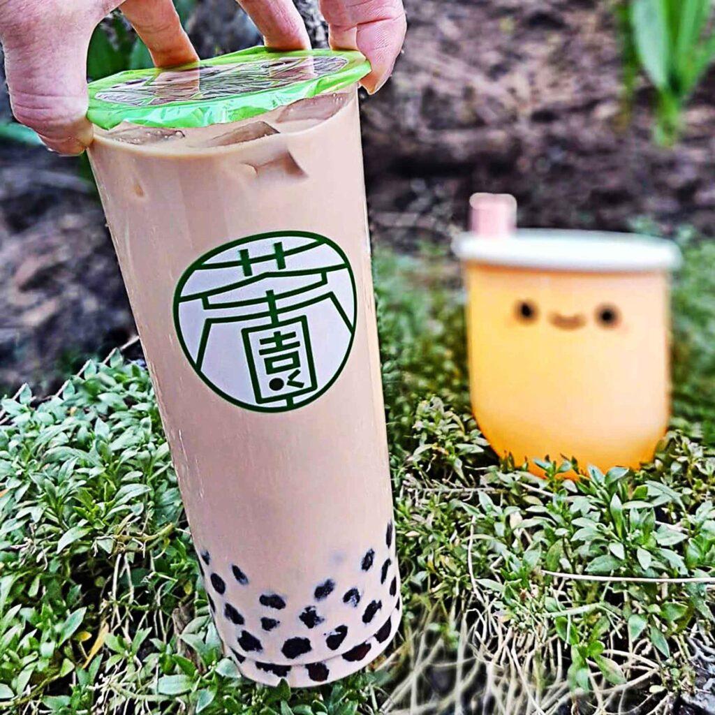 Original Milk Tea with Tapioca Pearls at Cha Yuan | Hidden Gems Vancouver