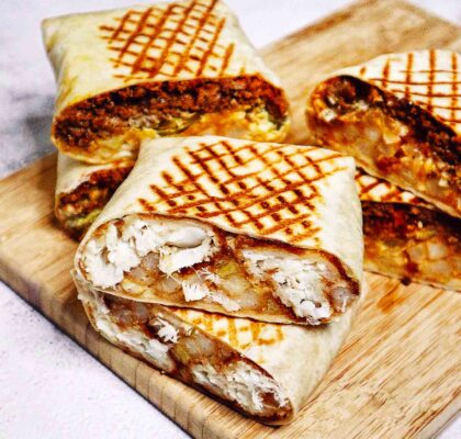 Fish'n'Chips Brick at Brick'N'Cheese | Hidden Gems Vancouver