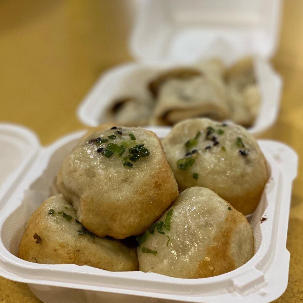 Juicy Pan Fried Pork Dumplings at Shanghai Dimsum House | Hidden Gems Vancouver