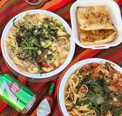 Build Your Own Pasta at Basil Pasta Bar | Hidden Gems Vancouver