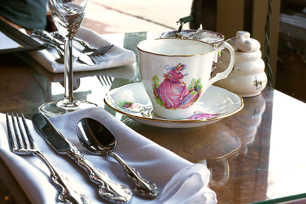 High Tea Set at Neverland Tea Salon | tryhiddengems.com