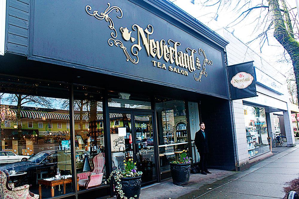 High Tea Set at Neverland Tea Salon   tryhiddengems.com
